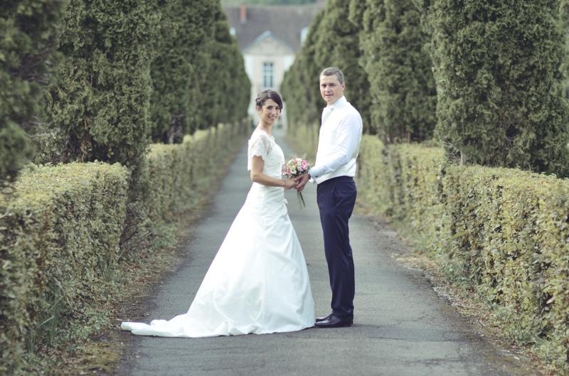 Mariage au chateau de Loulans