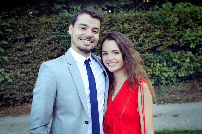 Marige à Villersexel