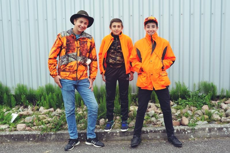 Jeunes chasseurs haute saone 70
