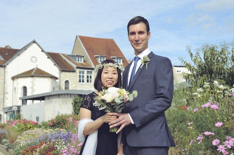 Photographe mariage mixte besancon