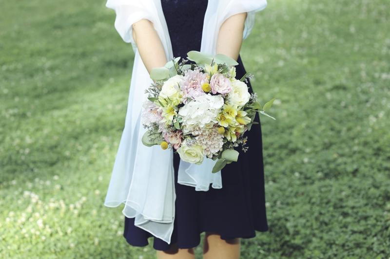 Fleuriste mariage gray