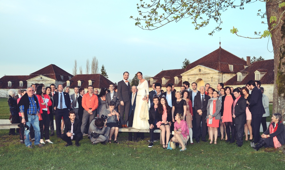 saline royale photographe mariage